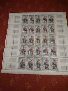 Laos stamps mnh 2 full sheets mnh sheets elephant A 12