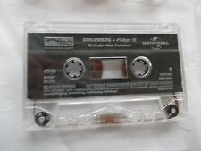 Digimon, Folge 9, eine Audio Cassette