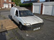 Ford escort van mk7 project    spares or repairs