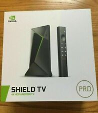 Nvidia Shield Android TV PRO 16GB 4K HDR 2019 Streaming Media Player IN HAND