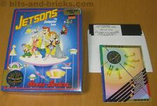 Jetsons - The Computer Game auf Diskette für Commodore 64 - C64 Game on disk