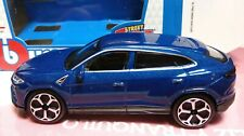Burago Lamborghini Urus Blue 1/43 New in Box Diecast Car