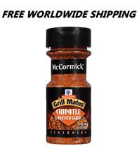 McCormick Grill Mates Chipotle & Roasted Garlic Seasoning FREE WORLD SHIPPING