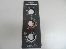 EMBELLECEDOR, PANEL DE MANDOS THERMOMIX 3300