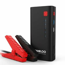 GOOLOO 800A Peak 18000mAh Portable Auto Battery Booster Power Pack Phone Charger