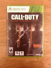 Call Of Duty Black Ops Collection Standard Edition Xbox 360 Advanced Warfare