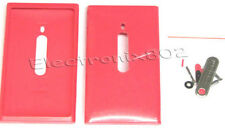 Fascia Housing Battery Cover Case Replacement Part For Nokia N800 N 800 Pink UK