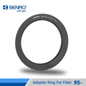 Benro Adapter Ring 95mm To 82mm For Benro Square Filter Holder System