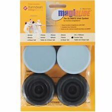 MagiGlide Castor Cups 60mm The Ultimate Glide System For Furniture
