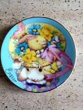 Avon collectible 1995 Easter plate