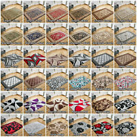 NEW LARGE MODERN TRADITIONAL ABSTRACT RUGS MULTI SOFT SALE GEOMETRIC RUGS RUNNER