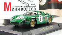 Ferrari 250 LM 1965 New Ferrari Collection Diecast Model 1:43 #15u