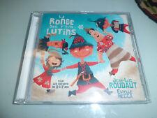 LA RONDE DES P'TITS LUTINS  J-L Roudaut Estelle Mecca  CD ENFANTS  BRETAGNE NEUF