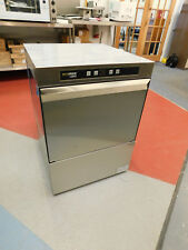 Hobart ECOMAX G504 Commercial Glasswasher 20 Pint Capacity - 500 X 500 Basket