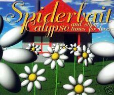 """SPIDERBAIT """"Calypso&OtherTunesForLovers"""" 1997 4Trk CDEP """"KermitsLegs,DottedLine"""""""