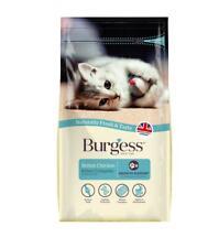 Burgess Chicken Kitten Food | Cats