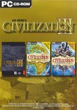 Sid Meier's Civilization III Complete Region Free PC KEY (Steam)