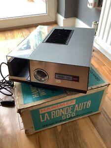 Hanimex La Ronde  Auto 500 35mm Colour  Slide Projector