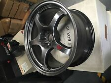 "JDM Impul NS-GT II Wheels Stunning 18"" 18x8 18x9 FOR Skyline GTR GTST SUPRA"