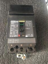 SQUARE D  HGA36080  3 POLE  80 AMP 600 VAC  I LINE POWERPACT BREAKER R