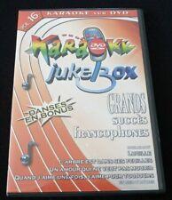 Karaoke sur DVD Grands Succès Francophones Vol.16 - Karaoke Jukebox