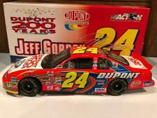 2002 Action Jeff Gordon #24 Dupont 200th Anniversary Celebration 1/24