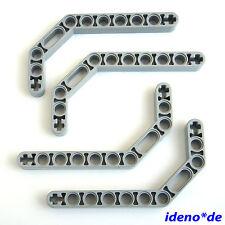 LEGO Technic Technik 4 Stk. Liftarm 3 x 4 x 7 neu hellgrau breit 32009 8109 NEU