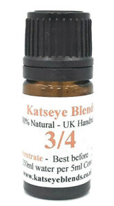 B3/4 Allergy Buster Essential Oil Blend x 5ml Water Soluble Concentrate