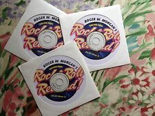 Radio Show: ROCK N ROLL REWIND #00-22 MERILEE RUSH & YOKO ONO! 3 CD's/INTERVIEWS