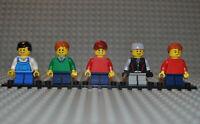 Lego Kinder Figuren Konvolut cty0332 twn151 adp006 twn197 pln160