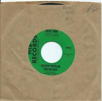 Luther Ingram Orchestra:Exus Trek/If it's all the same to you babe: Re-Issue