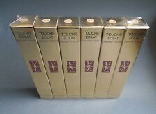 YSL Touche Eclat Radiant Touch - #2.5 Luminous Vanilla - 6 PACK FULL SIZE SEALED