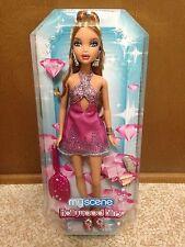 Barbie My Scene Nia Strawberry Blonde Hair Dressed Doll Hollywood Bling Rare