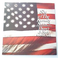 Sly & The Family Stone - There's A Riot Goin On - Vinyl LP UK 1986 Press EX+