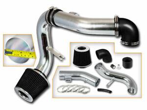 BCP BLACK 05-10 Chevy Cobalt 2.2L/2.4L L4 LT LS Sport Cold Air Intake +Filter
