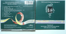 Alan Parsons Project-Valle of Mystery and Imagination Edgar Allan Poe-CD