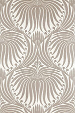 Farrow and Ball 100% Finest Ingredient Painted Wallpaper Lotus BP2011 Gourgeous
