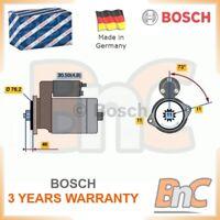BOSCH STARTER SET SKODA VW SEAT AUDI OEM 0001123036 02E911023LX