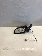 VW Polo 9N Außenspiegel Links 6Q1857501N Schwarz L041 Elektrisch