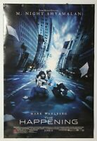 """The Happening 2008 Double Sided Original Movie Poster 27"""" x 40"""""""