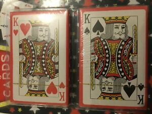 pack of a Set of Two Playing Cards