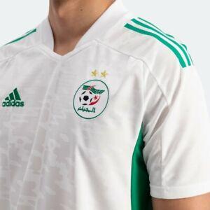 Maillot Football Algérie 2021 neuf avec étiquette et emballage Taille L XL
