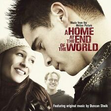 ORIGINAL SOUNDTRACK - A HOME AT THE END OF THE WORLD (NEW CD)