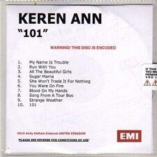(DB23) Keren Ann, 101 - unopened DJ CD
