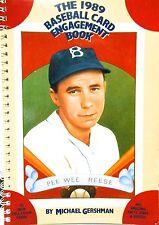 JSA Whitey Ford Pee Wee Reese Buck Leonard +8 Autograph Signed Baseball HOF Book