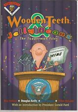 WOODEN TEETH; JELLY BEANS; TUPPERMAN FILES By Ray Nelson **Mint Condition**