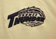 Maumee Thunder small polo shirt Ohio girls softball fast-pitch Usssa