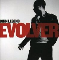 John Legend - Evolver [CD]
