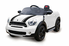 Official Mini Cooper S Countryman 12v Electric Ride On Car