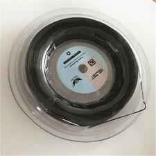 Big Banger Alu Power Round Smooth Shape 1.25mm 200m Reel Tennis String Black